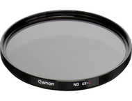 Canon lens filter ND4-L 58mm