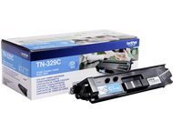 Brother TN329C Cyan Toner 6000 pages ISOIEC19798