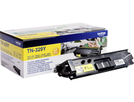 Brother TN329Y Yellow Toner6000pages ISOIEC19798