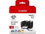 Canon INK PGI-1500XL BK/C/M/Y MltBLSTRD PRDCTS