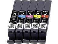Canon PGI-72 MBK/C/M/Y/R Multi Pack PGI-72 MBk