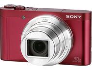 Sony DSC WX500 - Rood