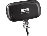 Metz Mecalight LED-72 Black, Smart Phone Video Light