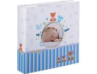 Hama Baby slip-in/memo album Tim 10x15/200 blauw
