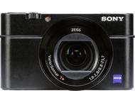 Sony DSC RX100 Mark IV - Zwart