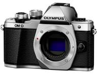 Olympus OM-D E-M10 Mark II Body - Zilver
