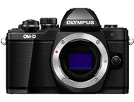 Olympus OM-D E-M10 Mark II Body - Zwart