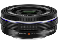 Olympus M.Zuiko Digital ED 14-42mm f/3.5-5.6 EZ - Noir