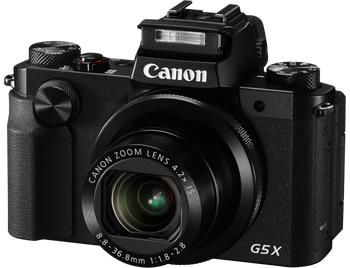 Canon PowerShot G5X - Zwart