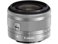 Canon EF-M 15-45mm f/3.5-6.3 STM IS - Argent