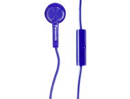 Panasonic RP-TCM105E-A Canal-type earphone - Blue