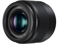 Panasonic 25mm Single Focal Lens For G Serie - Black