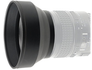 Kaiser 3-In-1 Lens Hood, Ø 52 Mm