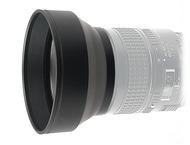 Kaiser 3-In-1 Lens Hood, Ø 62 Mm
