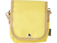 Fujifilm Instax Mini 8 Case geel + draagband