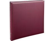Henzo CHAMPAGNE wijnrood 35x35 70 witte paginas 1019809