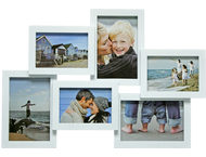 Henzo Holiday wit galerie voor 6 fotos 3x9x13 3x10x15 81211