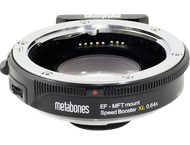 Metabones Speed Booster XL Canon EF objectief a. MFT camera