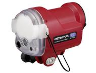 Olympus UFL-3 onderwater flitser