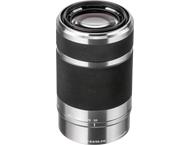 Sony SEL 55-210mm f/4.5-6.3 OSS - Argent