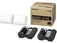 Sony/DNP 2UPC-C15 13x18 cm 2x 172 vel voor Snap Lab