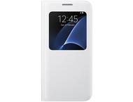 Samsung S-view Cover Wit voor Samsung Galaxy S7  OP=OP