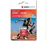 AgfaPhoto SDHC kaart 16GB High Speed Class 10 UHS I