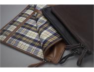 CASEual Leather Sleeve italian brown, voor iPad Pro