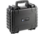 BW Outdoor Case Type 3000/B zwart met GoPro 4 Inlay