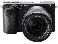 Sony A6300 Body + 16-70mm - Zwart