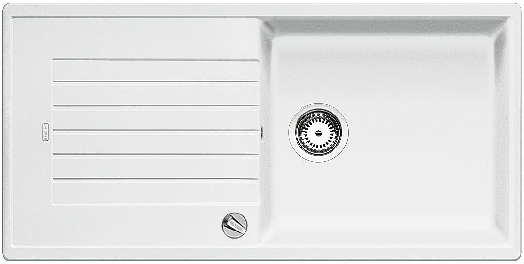 Blanco Evier Zia Xl 6s Sgr Blanc Auto Art Craft