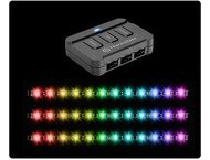 Thermaltake LUMI RGB Color Set 256C RGB Magnetic LED Pack