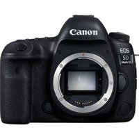 Canon EOS 5D Mark IV Body - Zwart