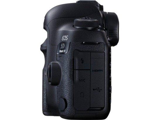 Canon EOS 5D Mark IV Boîtier - Noir