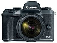 Canon EOS M5 Body + 18-150mm - Zwart
