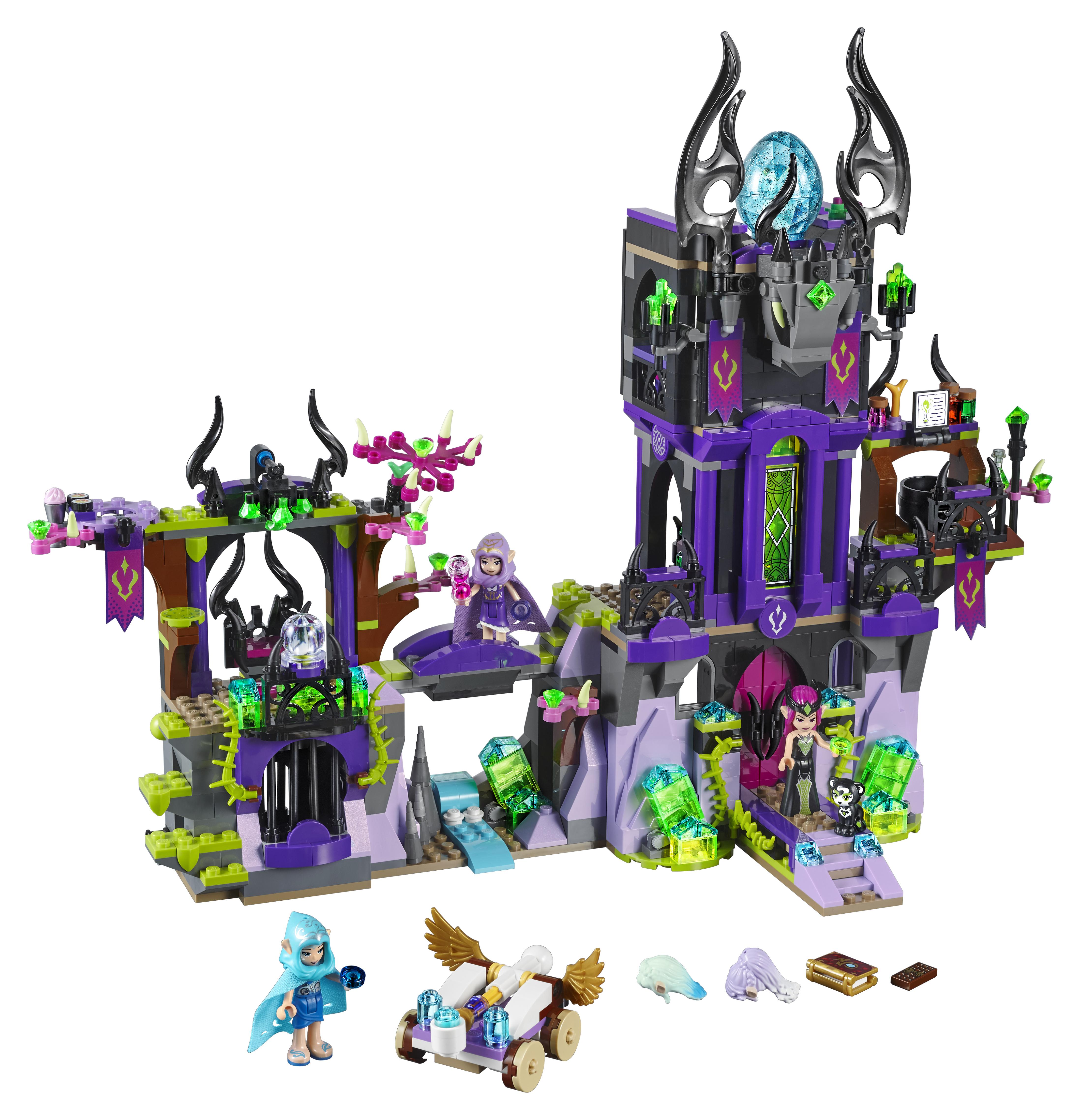 Lego Le Ombres De Elves Ragana 41180 Des Chteau shQdtr