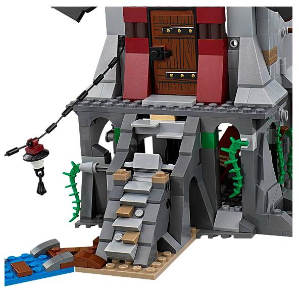 Lattaque Ninjago Lego Phare 70594 Du OkZiPXuT