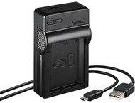 Hama Chargeur USB Travel pour Canon LP-E10