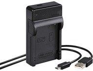 Hama Chargeur USB Travel pour Canon LP-E8