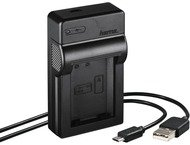 Hama Chargeur USB Travel pour Sony NP-FW50