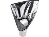 Metz Snoot Bounce Diffuser SD 30-26 Silver