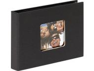 Walther Mini-album Fun 10x15 36 fotos zwart MA111B