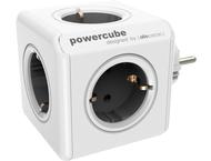 allocacoc PowerCube Original grijs Type F voor Extended Cube