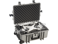 BW Copter Case Type 6700/G grijs met DJI Phantom 3 Inlay