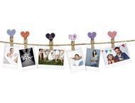 Fujifilm Instax Design Clips 10-delige set motief hart