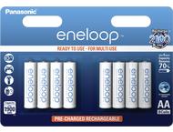 Eneloop 1x8 Panasonic Eneloop Mignon AA 1900 mAh