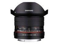 Samyang 12mm F2.8 Fisheye Sony