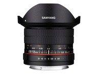 Samyang 12mm F2.8 Fisheye Samsung NX