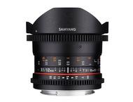 Samyang 12mm T3.1 VDSLR Fisheye Canon M