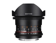 Samyang 8mm Diagonal Fisheye T3.8 Nikon VDSLR CSII